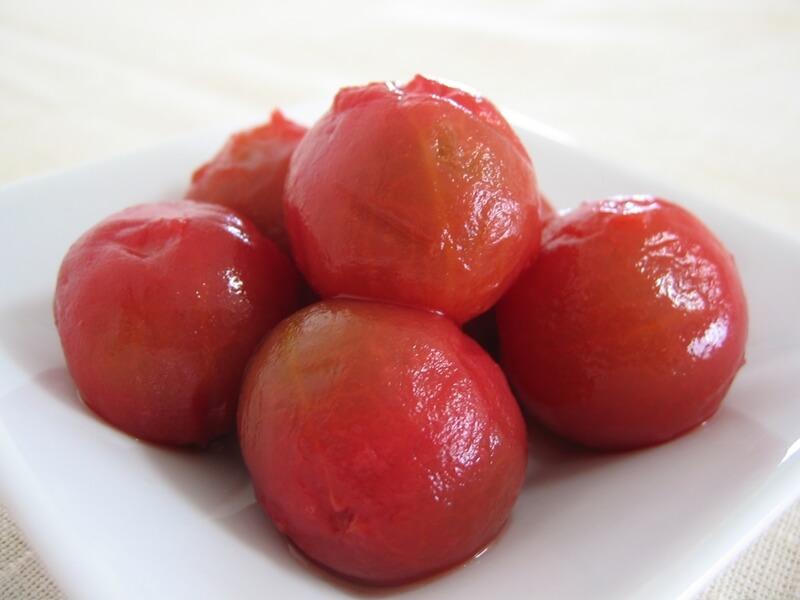 トマトの薬膳的な効果と働き