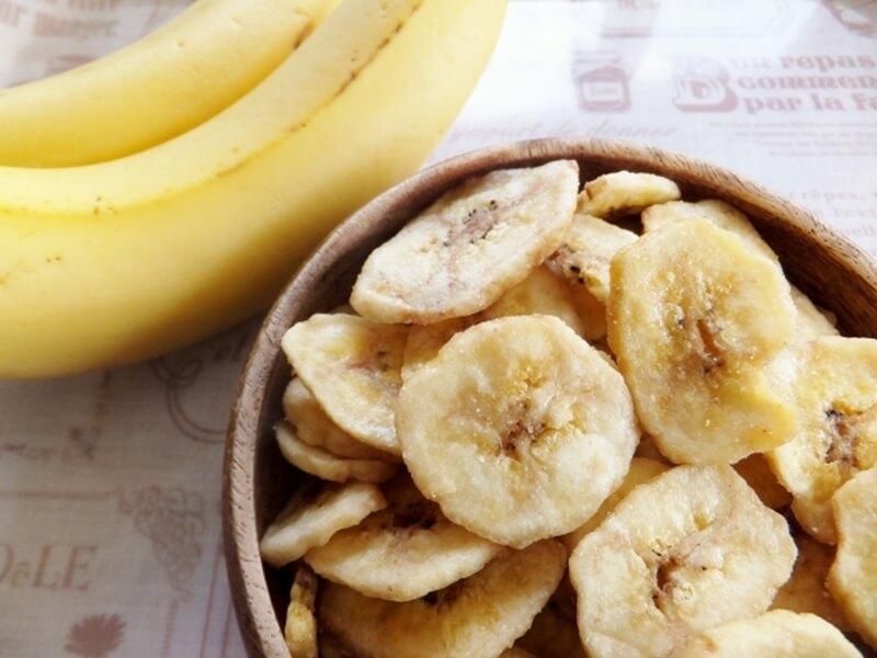 バナナチップスダイエット