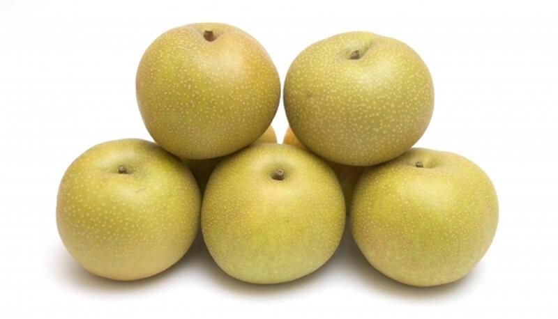 梨(なし)の栄養成分