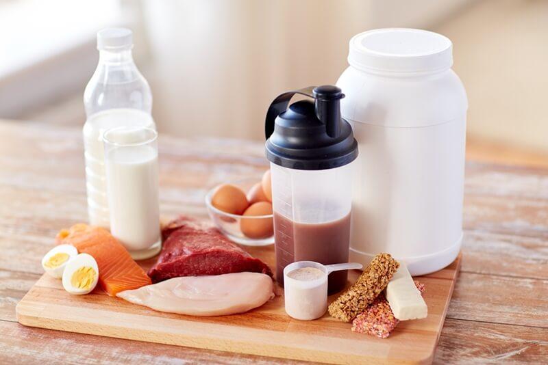 バストアップに効果的なタンパク質の食べ物