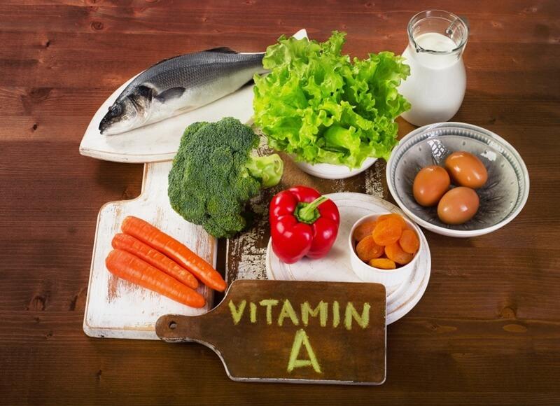 バストアップに効果的なビタミンAの食べ物