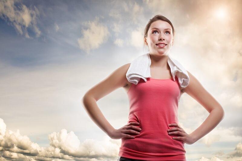 バストアップ体操って簡単なのに効果が絶大って本当?