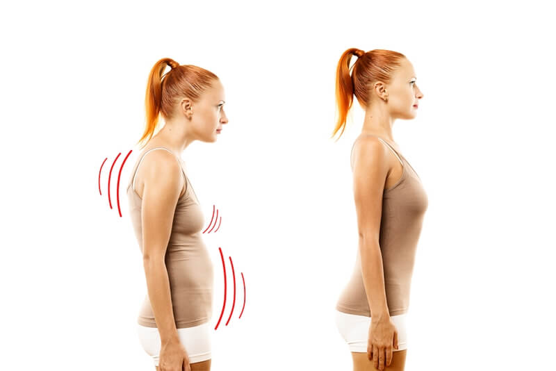 垂れ乳を改善する方法