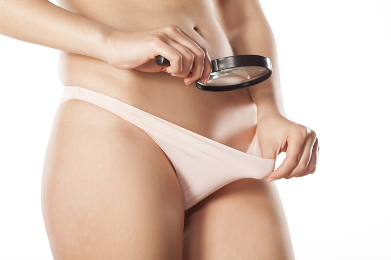 デリケートゾーンの黒ずみを皮膚科で治療