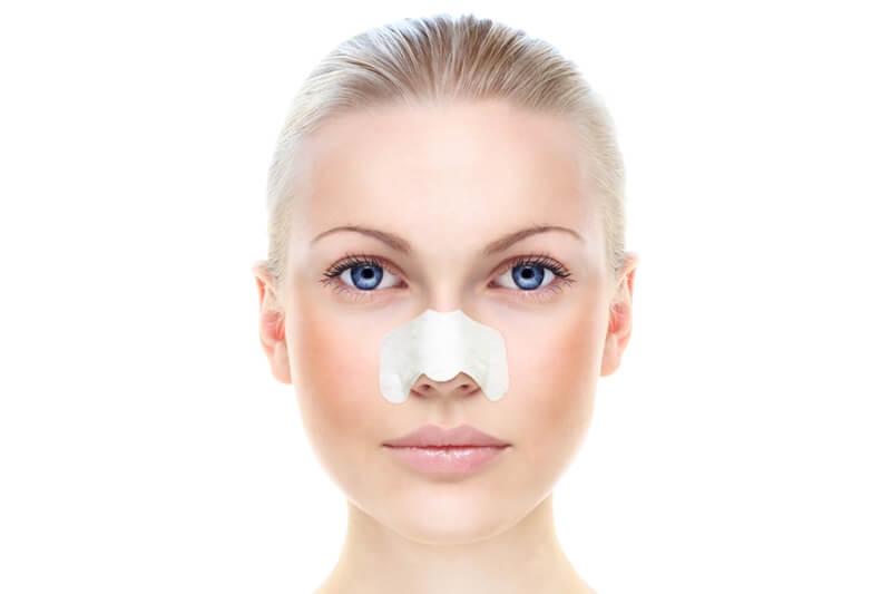 鼻の毛穴パック