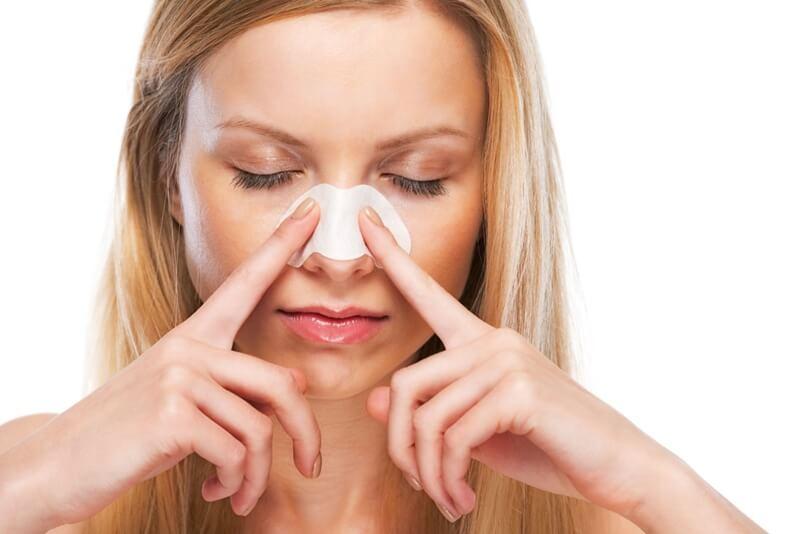 鼻の毛穴の角栓の取り方