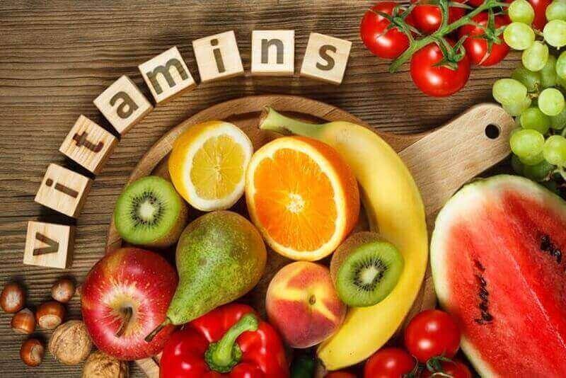 ビタミンの美肌サプリ