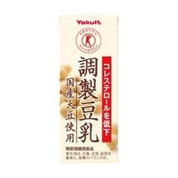 ヤクルト調製豆乳の写真